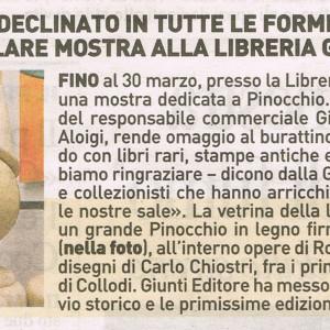 Pinocchio giornale